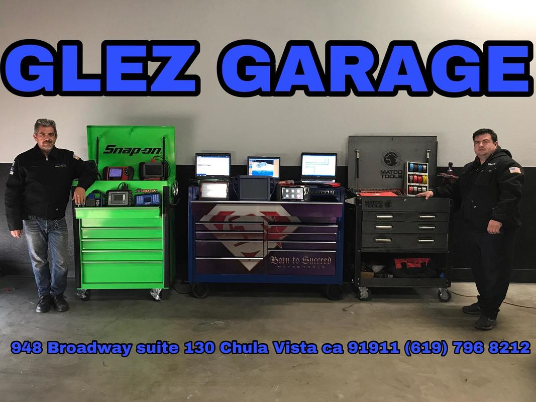 Glez Garage Home